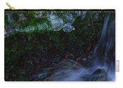 Frozen Garden Stream Carry-all Pouch