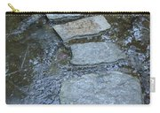 Slippery Stone Path Carry-all Pouch