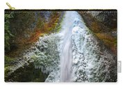 Frozen Marymere Falls Carry-all Pouch