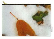 Frozen Nature - Digital Painting Effect Carry-all Pouch
