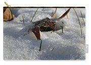 Frozen Oak Carry-all Pouch