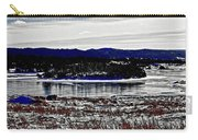 Frozen Pond Digital Painting Carry-all Pouch