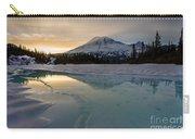 Frozen Rainier Vision Carry-all Pouch