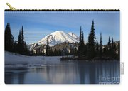 Frozen Reflection Carry-all Pouch