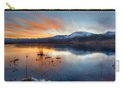 Frozen Reflections Carry-all Pouch