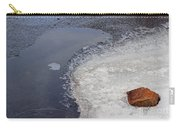 Frozen Rock Carry-all Pouch