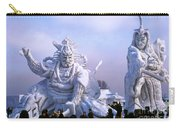 Frozen Samurai Warriors Carry-all Pouch