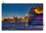 Frozen Skyline Carry-all Pouch