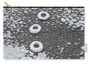 Frozen Tracks Carry-all Pouch