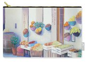 Fruit Market In Tuscany Carry-all Pouch