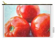 Fruit Of The Vine - Tomato - Vegetable Carry-all Pouch
