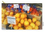 Fruit Stand Hoboken Nj Carry-all Pouch