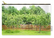 Fruit Trees Carry-all Pouch