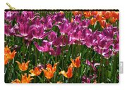Fruity Tulips Carry-all Pouch