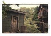 Frye's Measure Mill Carry-all Pouch by Joann Vitali