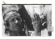 Ft. Apache Homage 1948 Ft. Apache Celebration Ft. Apache Arizona Saluting Apaches 1970 Carry-all Pouch