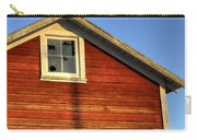 Ft Collins Barn Sunset 2 13508 Carry-all Pouch