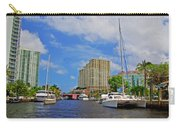 Ft. Lauderdale Canal Carry-all Pouch