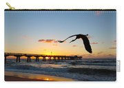 Ft Lauderdale Fishing Pier Carry-all Pouch