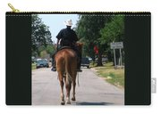 Ft Worth Texas Police Carry-all Pouch