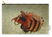 Fu Manchu Lionfish Carry-all Pouch