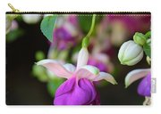 Fuchsia Birthday Card Carry-all Pouch