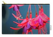 Fuchsia Carry-all Pouch