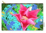 Fuchsia Tulip By M.l.d. Moerings 2012 Carry-all Pouch
