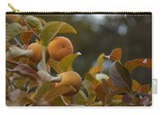 Fuju Persimmons In The Tree Carry-all Pouch