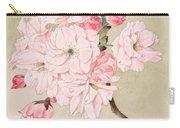 Fukurokuju - God Of Longevity - Vintage Watercolor Carry-all Pouch