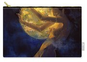 Full Moon Carry-all Pouch by Dorina  Costras