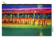 Full Moon In Flagler Carry-all Pouch