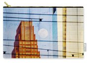 Full Moon In The City Carry-all Pouch