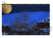 Full Moon Night Carry-all Pouch