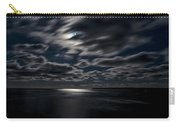 Full Moon On The Bay Of Fundy Carry-all Pouch