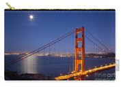 Full Moon Over San Francisco Carry-all Pouch