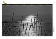 Full Moon Seawall Beach Acadia National Park Carry-all Pouch