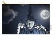 Full Moon Witch Carry-all Pouch
