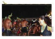 Fulnio Indians Of Brazil  Carry-all Pouch