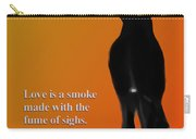 Fume Of Sighs - Williams Shakespeare Carry-all Pouch