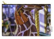 Fun Giraffe Carousel Ride Carry-all Pouch