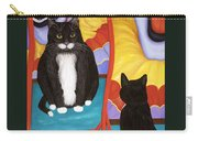 Fun House Fat Cat Carry-all Pouch