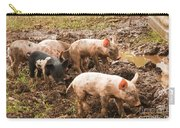 Fun In The Mud Carry-all Pouch