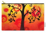 Fun Tree Of Life Impression IIi Carry-all Pouch