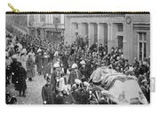 Funeral Of Queen Victoria Carry-all Pouch