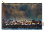 Funfair On The Pier Carry-all Pouch