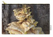 Fungi On Oak Carry-all Pouch