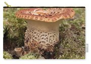 Fungi Wearing Lace Carry-all Pouch