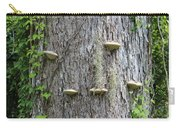 Fungus On Tree Carry-all Pouch