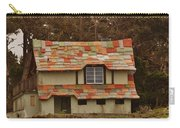 Funky House On 17 Mile Drive Carry-all Pouch
